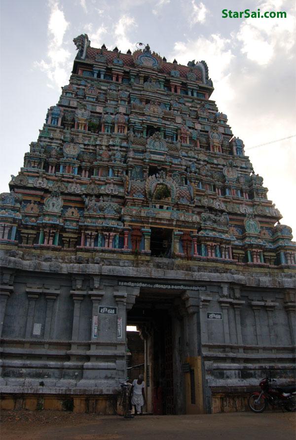 goddess lalithambigai temple