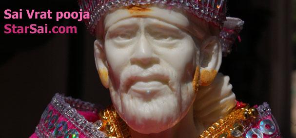 Sai Nav Guruwar Vrat Pooja Shirdi Sai Baba Pooja