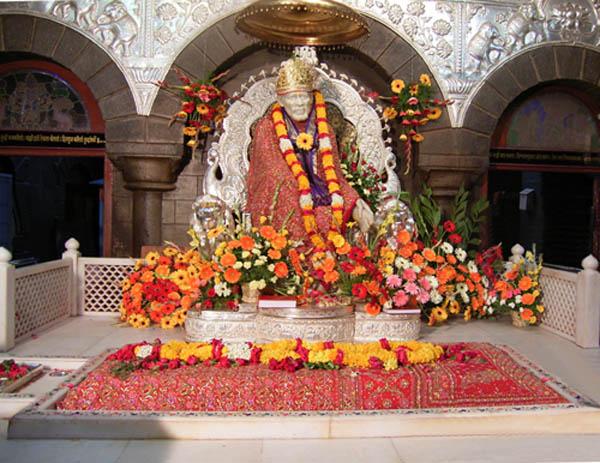 Shirdi Saibaba Samadhi Mandhir